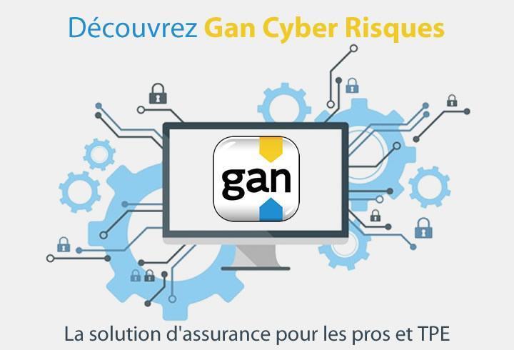 Vidéo L'Assurance Cyber par Le Gan